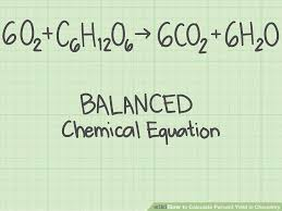 image titled calculate percent yield in chemistry step 1