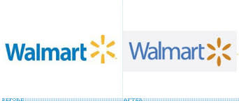 walmart logo 2014. Simple Logo Walmart New Logo 2008 Before New 2014 After  By To Logo 2014 A