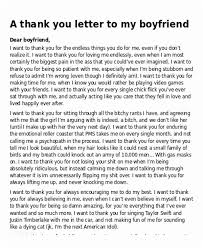 Boyfriend Thank You Letter Sample Amazing Letter For A Boyfriend Best 48 Letter For Boyfriend Ideas On