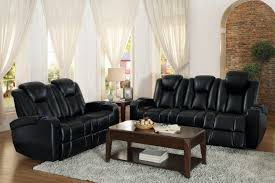 Leather Reclining Living Room Sets Leather Power Reclining Living Room Sets Nomadiceuphoriacom