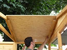Dach Bauen Gartenhaus PG32 – Hitoiro