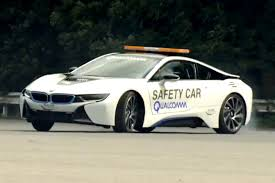 Coupe Series 2013 bmw i8 : Drifting the BMW i8