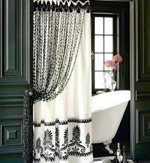 diy shower curtain ideas. bathroom curtain ideas white curtains for diy shower