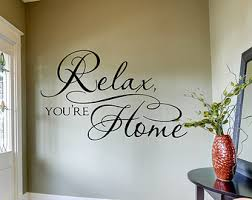 vinyl wall decals for living room
