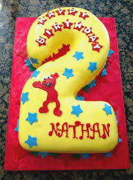 Name On 2nd Birthday Cake Birthdaycakeforkidscf