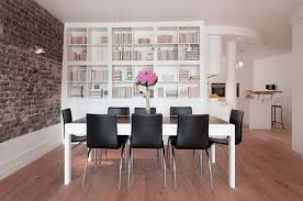 wapping wharf stylish family home contemporary dining room london by increation