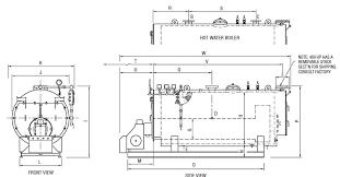 scotch marine firetube boiler pass euro series euro series boilers images
