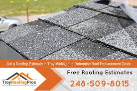 Get A Roofing Estimate In Troy Michigan To Determine Roof ...