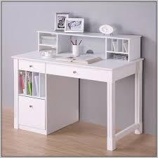small desks home 5. Small White Desk Encourage Brilliant With Hutch And Drawers Regard Desks Home 5