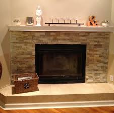 inspiring gas fireplace decorative stones pictures decoration inspiration