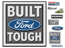 built ford tough logo png.  Png Fathead Built Ford Tough Logo Wall Decals Intended Png