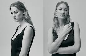 I can't believe i found this video of yvonne hitting on a girl! Yvonne Strahovski Talks Her Despicable Character On The Handmaid S Tale