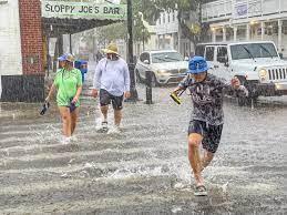Tropical Storm Elsa soaks Florida and ...