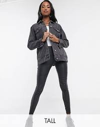 <b>Women's Denim Jackets</b> | Cropped & Oversized Jackets | ASOS