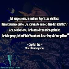 Bild Zitat Capital Bra Zitate Gutes Herz