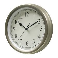 metal wall clock at best in india