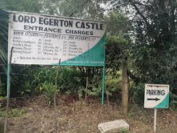 Lord Egerton Castle🏰 – Come with me on a budget!