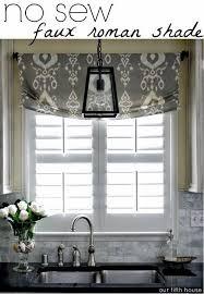 Best 25 Burlap Window Treatments Ideas On Pinterest  Burlap Curtain Ideas For Windows With Blinds