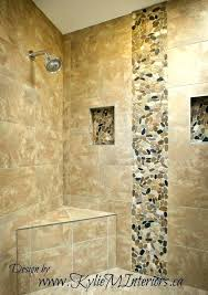 faux stone shower before and after archives stacked walls for