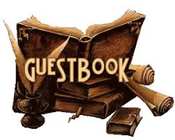 Image result for free image of a guest book