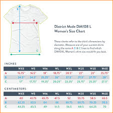 American Shirt Size Chart 4 5 American Apparel Sizing Chart Memo Example
