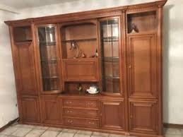 Wohnzimmerschrank zu verschenken front aus massivholz breite ca. Wohnwand Zu Verschenken In Koln Ebay Kleinanzeigen