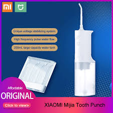 <b>Xiaomi</b> Oral Irrigator <b>Wireless</b> USB Rechargeable Portable Electric ...