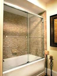 semi shower screens