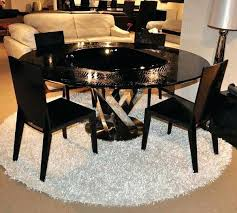 interior round dining table for 6 with lazy susan dining table dining table with lazy susan