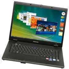 Samsung P500 notebook
