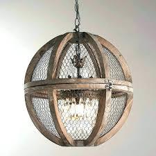 wooden chandelier chandeliers modern wood idea round rustic regarding plan drops