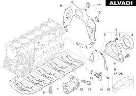 Bmw engine block mounting parts 81533 2030110463