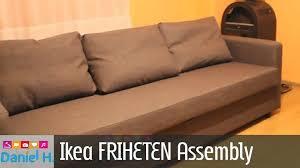 friheten sleeper sofa sleeper sofa assembly guide sofa bed 3 friheten sleeper sofa ikea