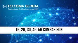 1g 2g 3g 4g 5g Comparison Chart 1g 2g 3g 4g And 5g Technologies Comparison
