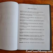 east coast mommy harry potter spell books and quills with free printables