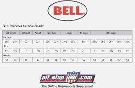 Bell Qualifier Dlx Size Chart Zerocarboncaravan Net