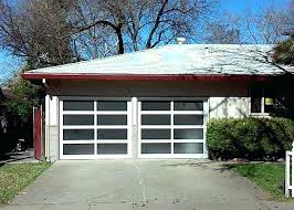 aluminum glass garage doors door and overhead