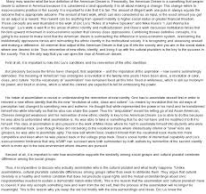 american dream essay death of a sman character analysis view larger