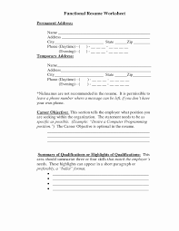 Resume Summary Sample Inspirational Download Objective In A Resume