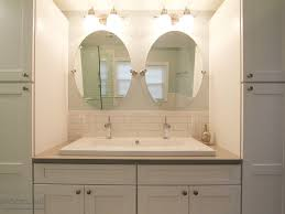 bathroom sink  interior white double sink plus two silver steel