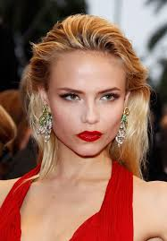 red red lips golden eyes another hot makeup look you can wear