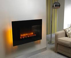 wallmounted indoor electric fireplace » gadget flow