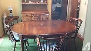 pennsylvania house dining table remarkable house dining room set