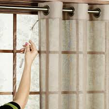 french door window treatments sliding glass curtain white shade curtains and white sliding door covering ideas