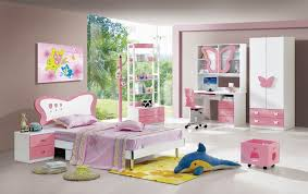 Kids Bedroom Interior Sweet Colorful Paint Interior Design For Kids Room With Blue Wall