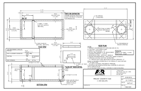 Septic Tank Design 3 Chambers Septic Tanks Grease Traps A R Concrete Products
