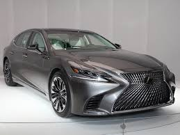 2018 lexus cars. interesting lexus the 2018 lexus ls has been unveiled at the 2017 north american  international auto show this is not your regular sedan it can go to 0 60 in just 4 and  to lexus cars