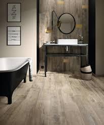 wood tile flooring in bathroom. Perfect Wood Wood Plank Porcelain Tile Bathroom Floor Room View Details On Flooring In O