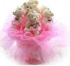 handicrafted items beautiful teddy