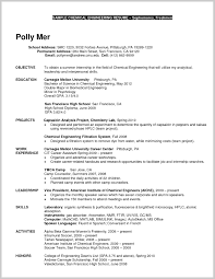 Generous Resume How To Write Double Major Pictures Inspiration